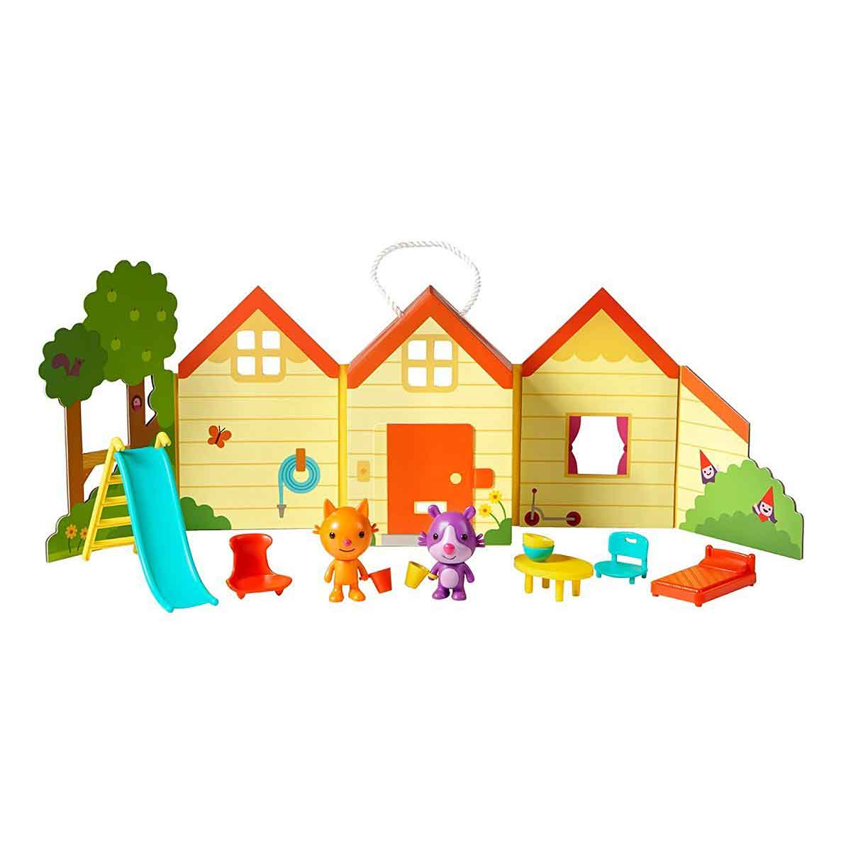 Jinja's House Portable Playset.