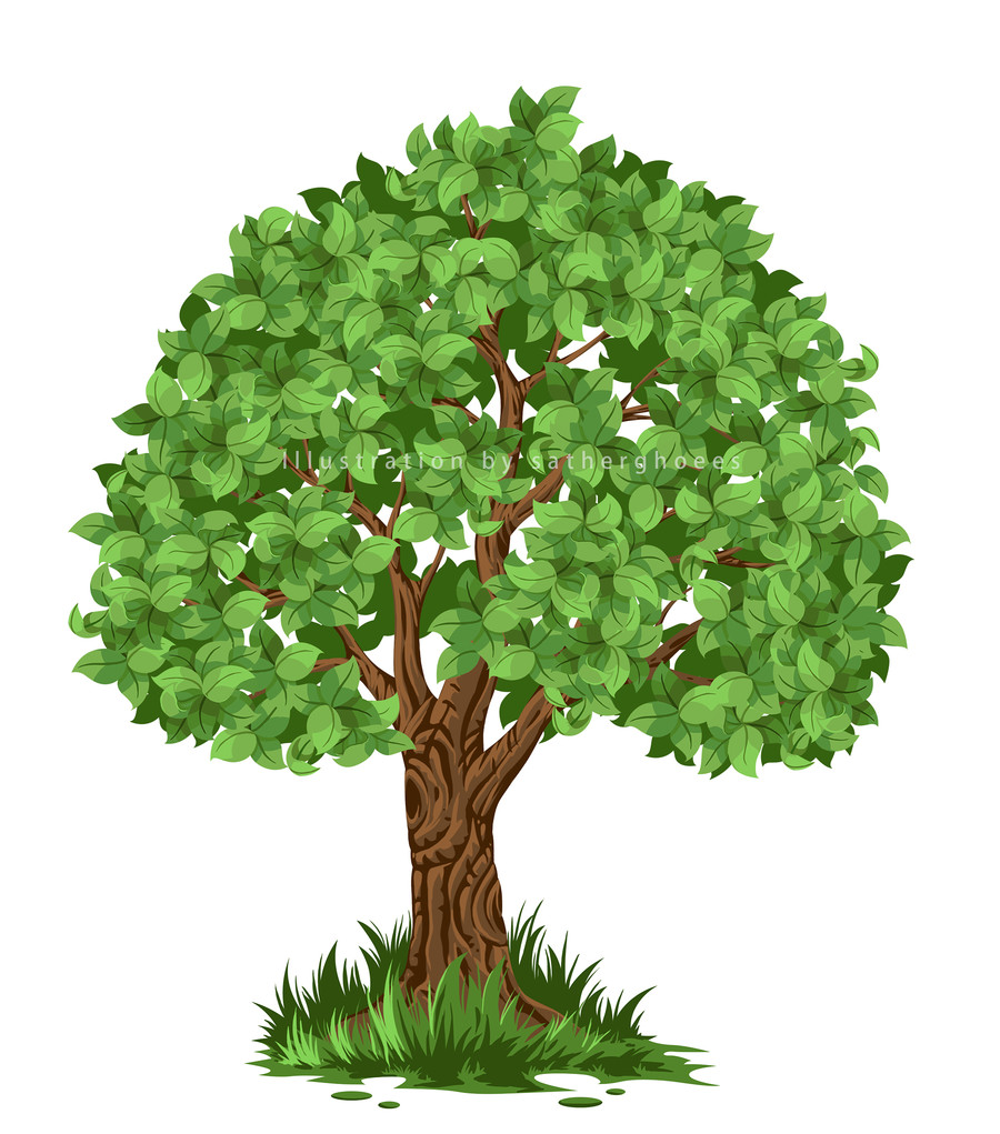 Cartoon Tree Picture Free Download Clip Art.