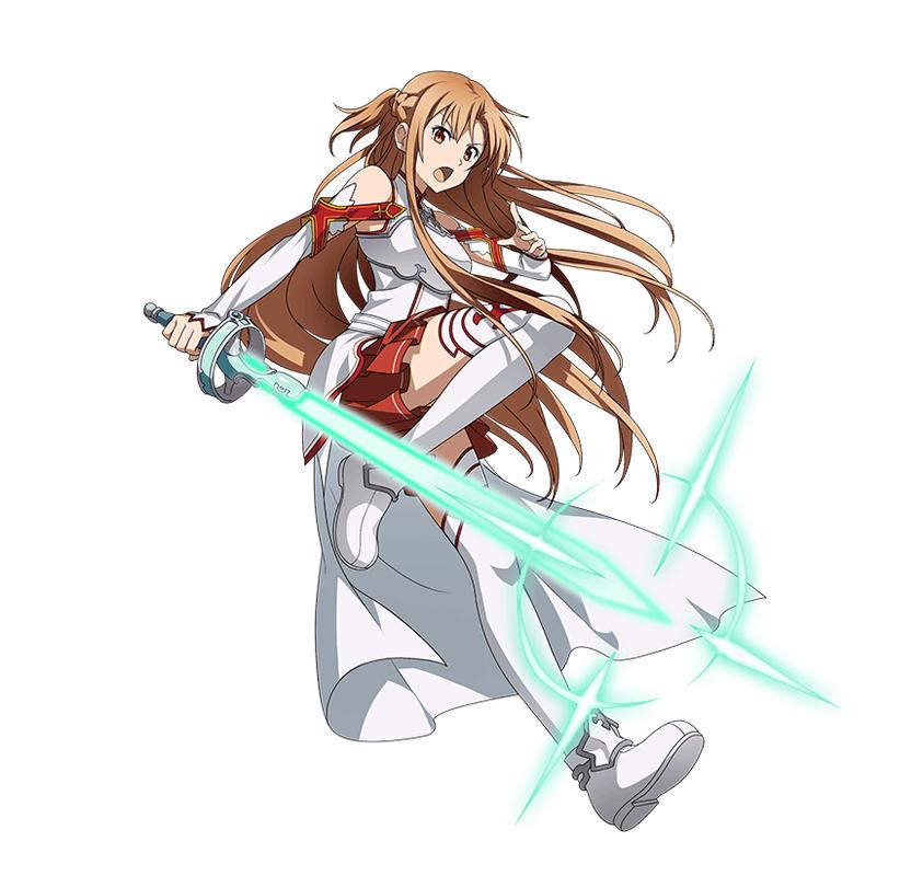 Yuuki Asuna.