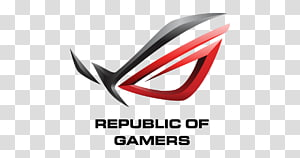 Republic of Gamers Gaming computer PC game Video game, Asus.