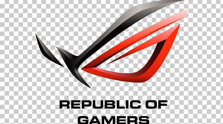 Republic Of Gamers ASUS Laptop Logo Computer PNG, Clipart, Asus.