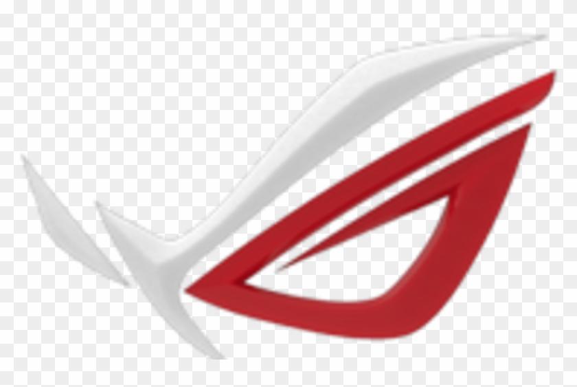 Asus Rog Logo Png, Transparent Png.