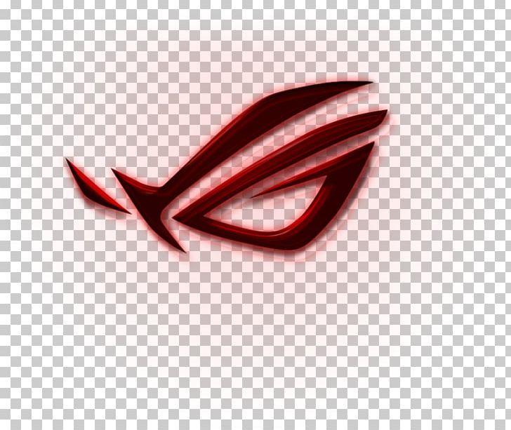 Logo ROG STRIX SCAR Edition Gaming Laptop GL503 Republic Of Gamers.