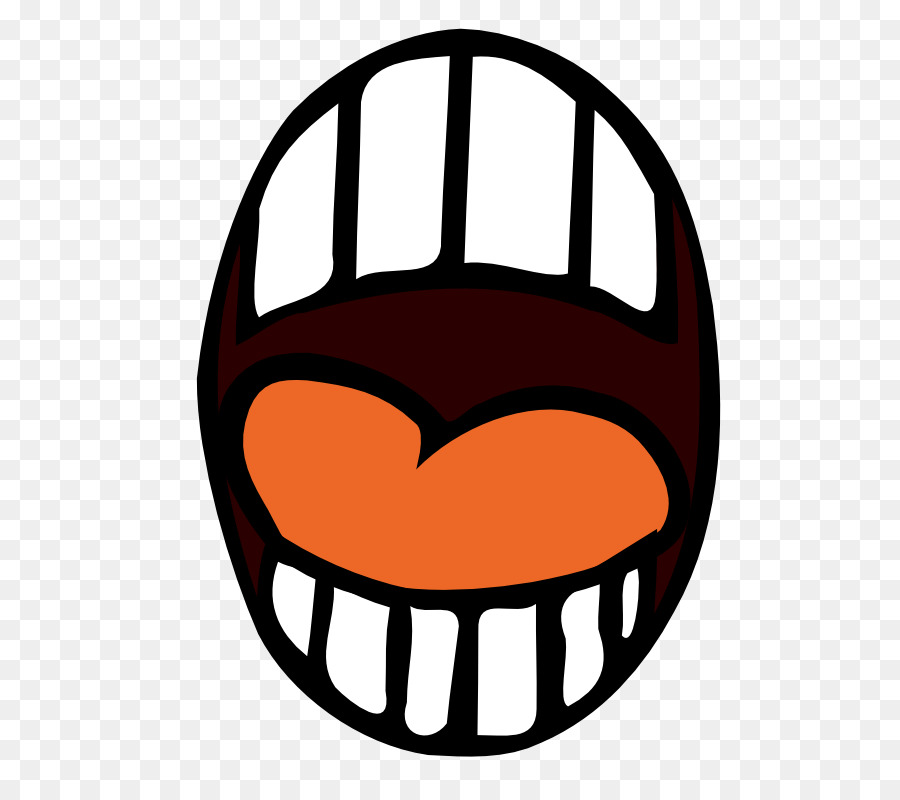 Mouth Cartoon png download.