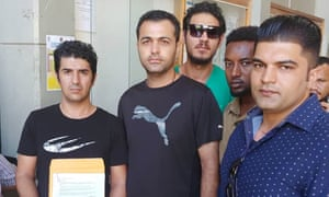 Manus Island refugees and asylum seekers petition PNG chief justice.
