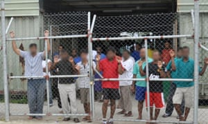 Papua New Guinea court rules detention of asylum seekers on Manus.