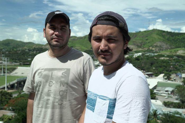 Asylum seekers left stranded in PNG give up on dreams of a new life.
