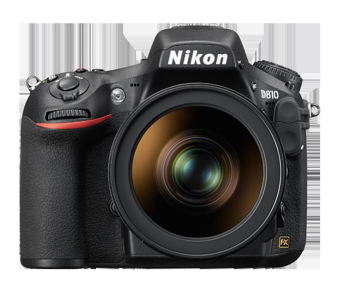 Nikon D810.
