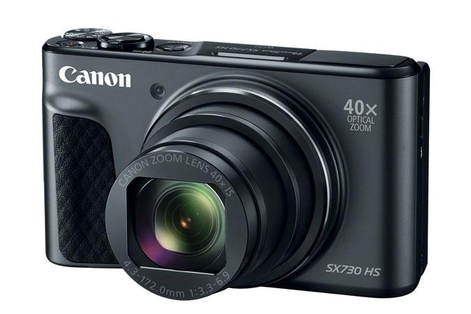 PowerShot SX730 HS Digital Camera.