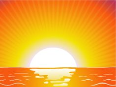 """I want a sunrise on the beach, with """"here comes the sun""""."""