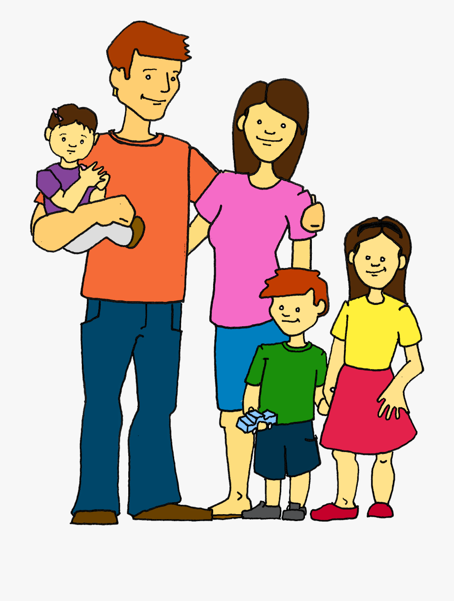 Family Clipart Free Clipart Image.