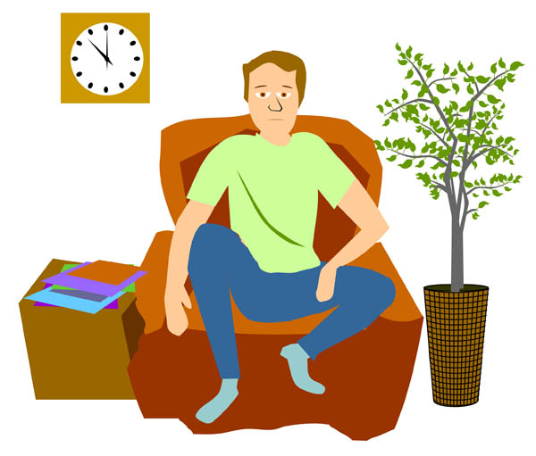 At Home Clipart.