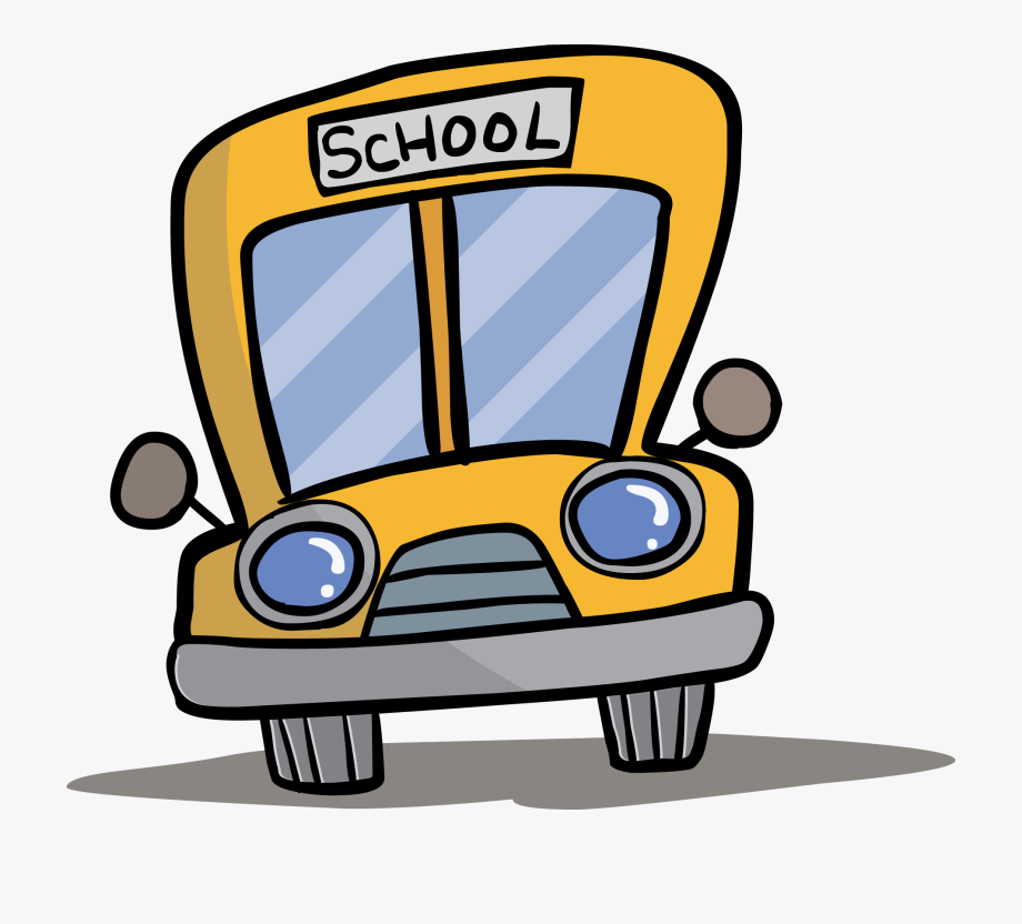 School Bus Clip Art.