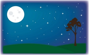 Night photograph clipart #5