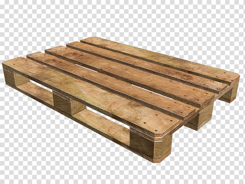 Brown wooden pallet, Wood Pallet Palette Transport Painting.