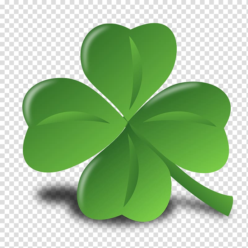 Ireland Saint Patrick\\\'s Day Shamrock Four.