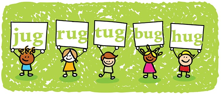 Tips for Playing Rhyming Games Your Child.