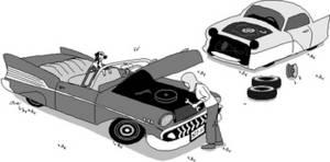 Junk Car Clipart.