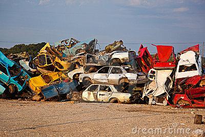 Free junk car clipart.