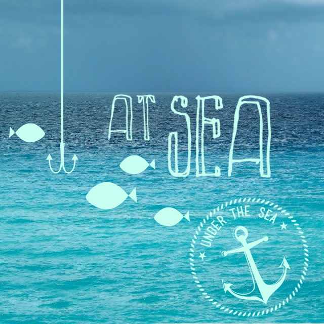 Ahoy PicsArtists! Download the At Sea Clipart Package.