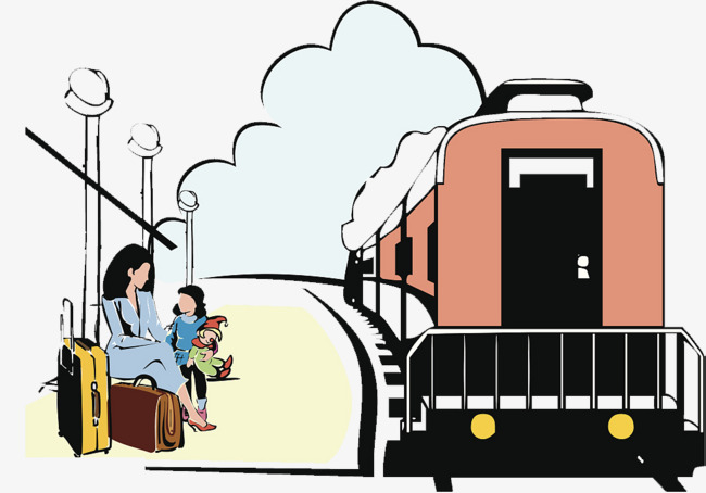 Train Station Clipart Free Download Clip Art.