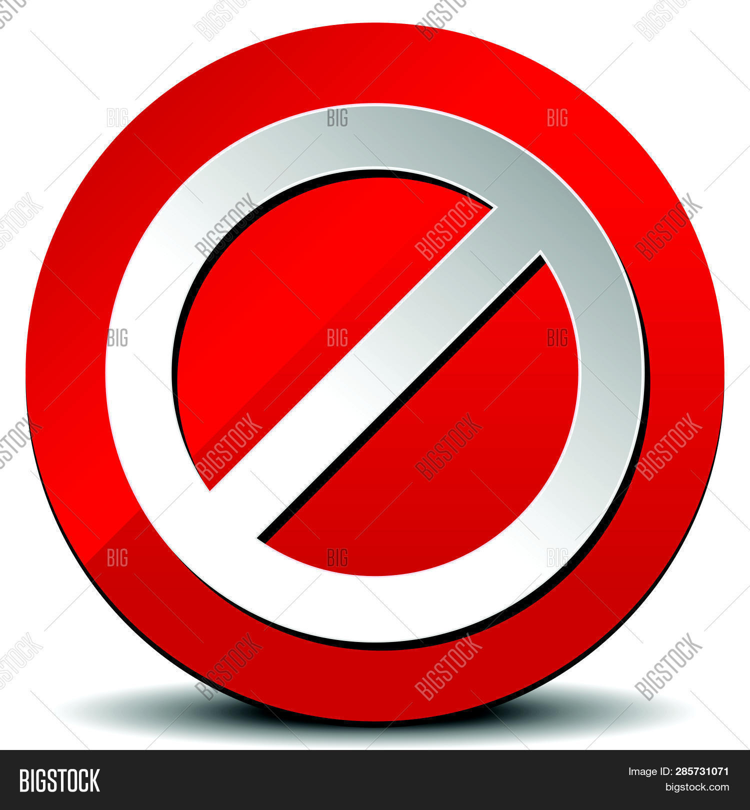 Red Road Sign, Stop Vector & Photo (Free Trial).
