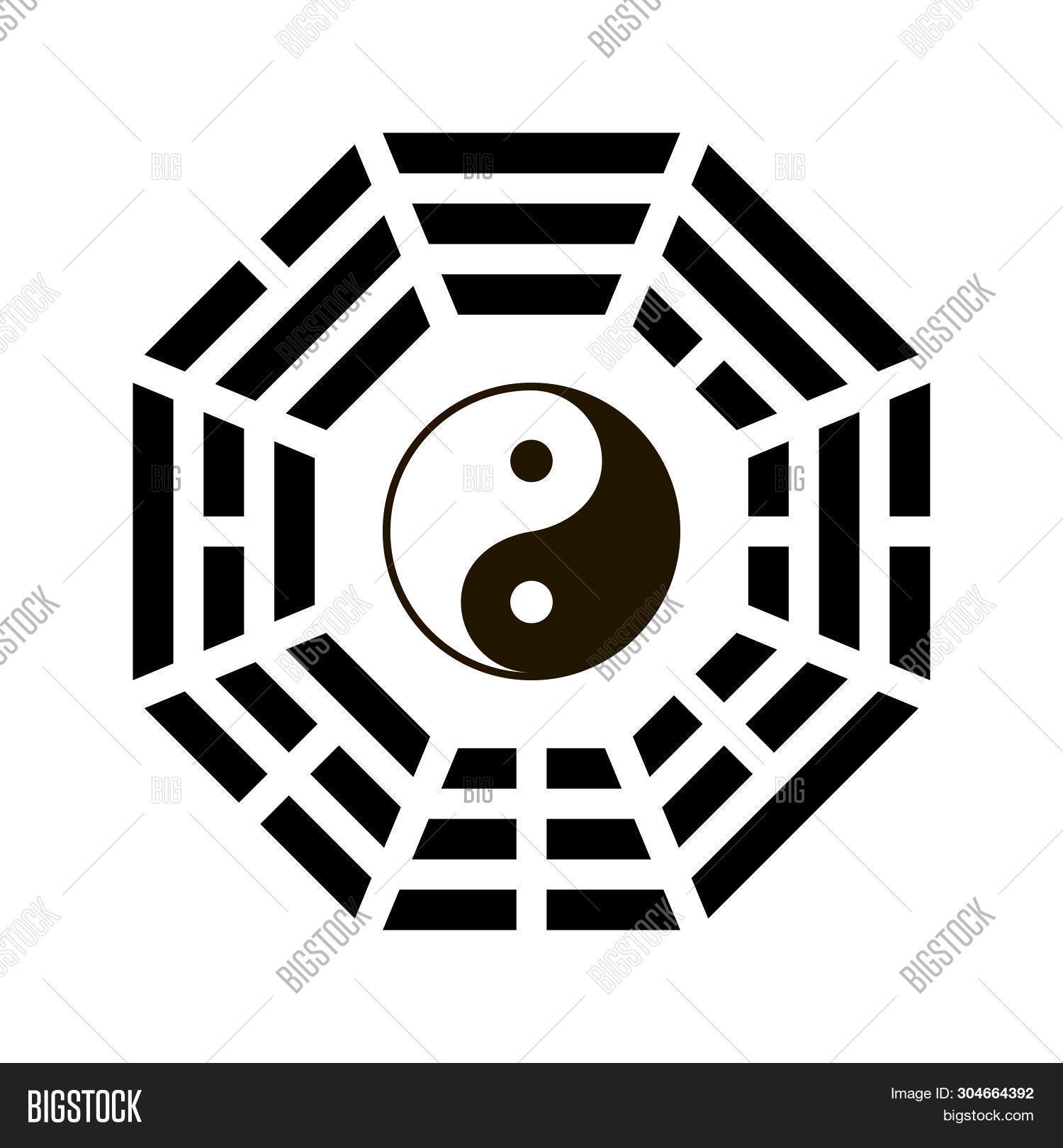 Yin Yang Symbol Bagua Image & Photo (Free Trial).