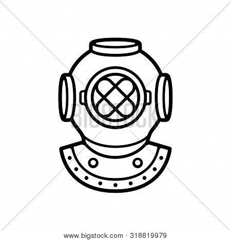 Vintage Diver Helmet Vector & Photo (Free Trial).