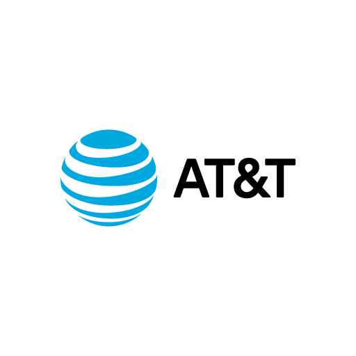 AT&T vector logo (.EPS + .AI) download for free.