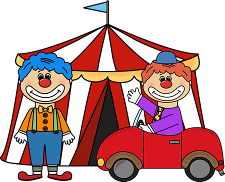 Circus Clipart Images.