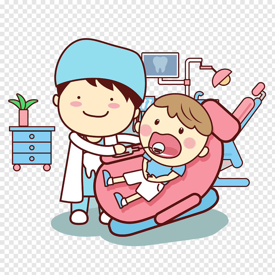 Dental illustration, Dentistry Tooth Cartoon, Cartoon.