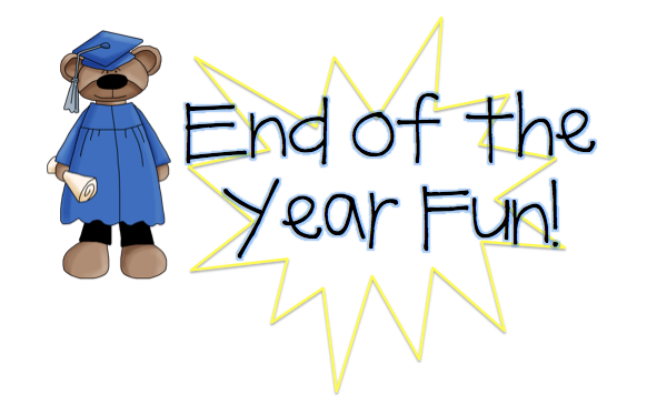 End of the year clipart #2