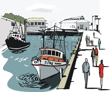 Harbour Area Clipart Clipground