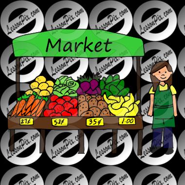 Market Clipart.