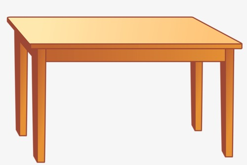 Long table clipart 5 » Clipart Station.
