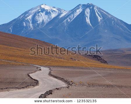 Desert Atacama Stock Photos, Royalty.