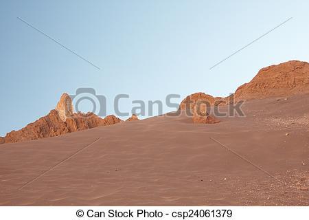 Picture of Atacama Desert in Atacama Region, Chile csp24061379.