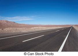 Stock Photo of Atacama Desert.