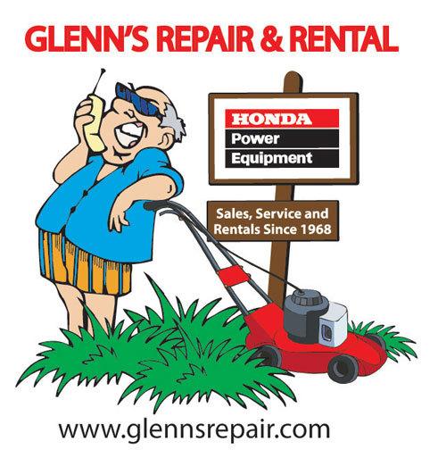 Glenn's Repair & Rental Atascadero, CA 93422.