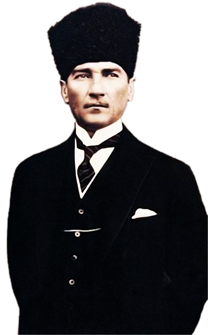 Atatürk Png.