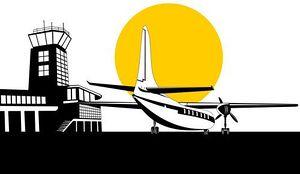 Air Traffic Control Tower Clipart (15+).