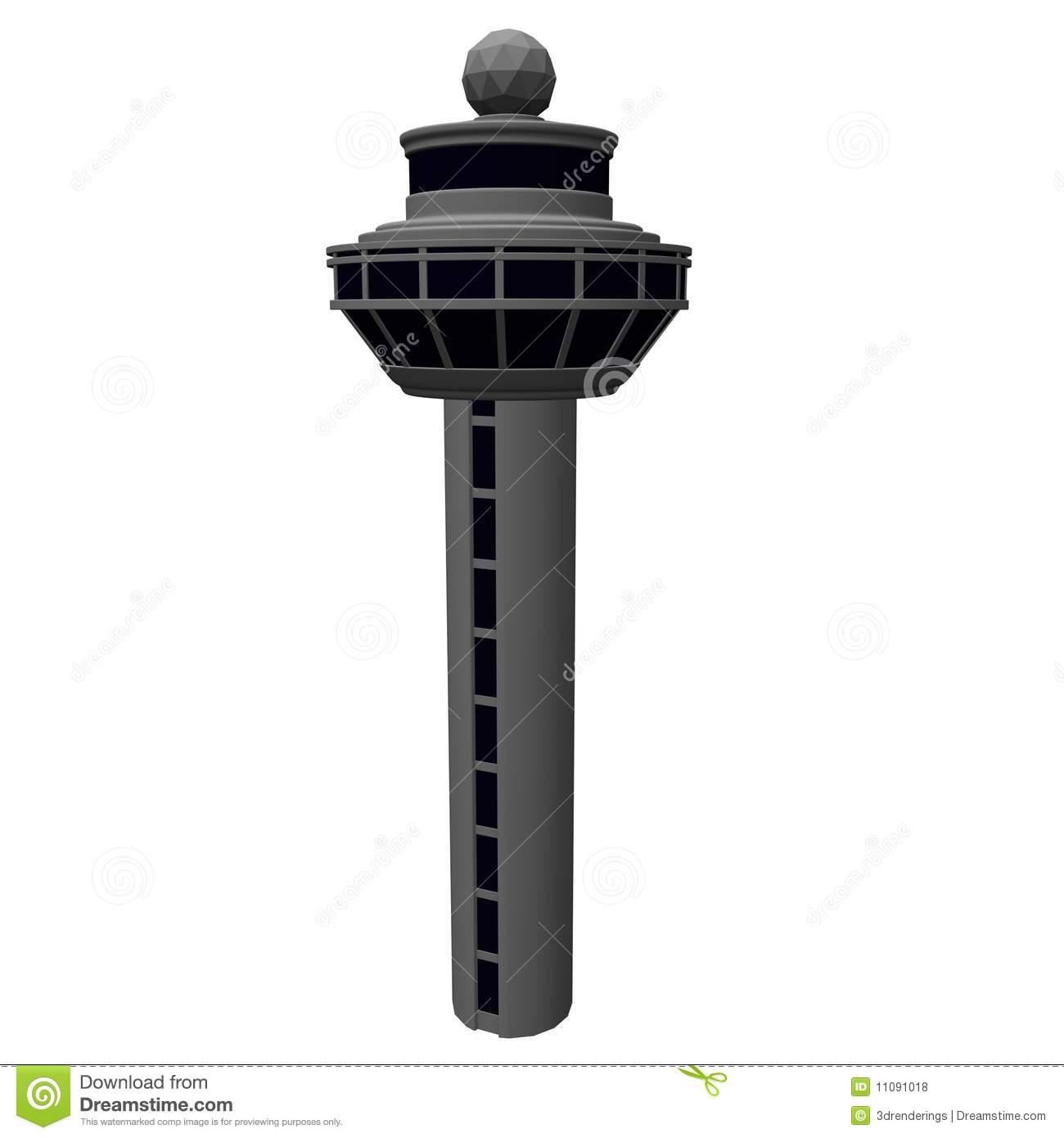 Atc tower clip art.