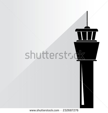 Air Traffic Control Tower Clipart (15+).