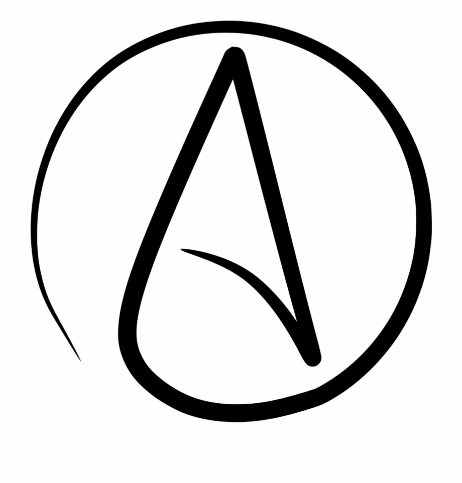Atheist Symbol Png Free PNG Images & Clipart Download #335456.