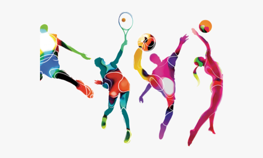 Sports Activities Clipart Family Sport.