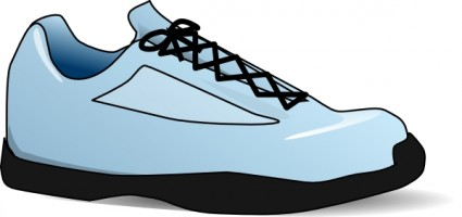Sneaker sports shoes clip art free free vector for free.
