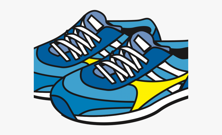 Sneakers Clipart Sport Shoe.
