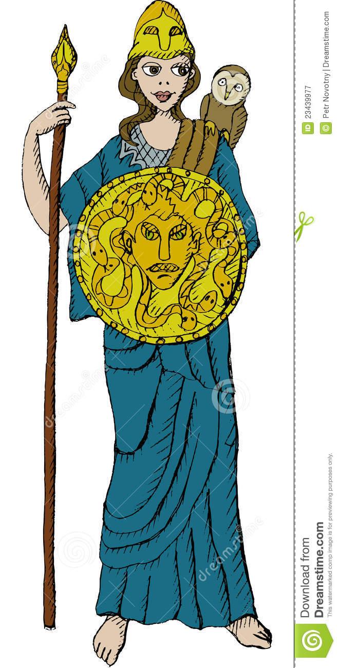 Athena Clipart.