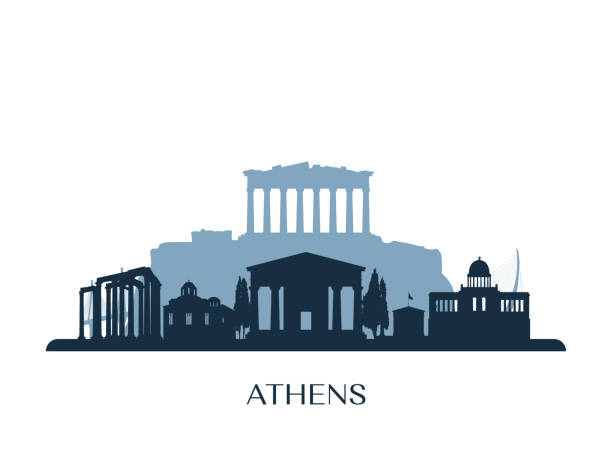 Best Athens Illustrations, Royalty.