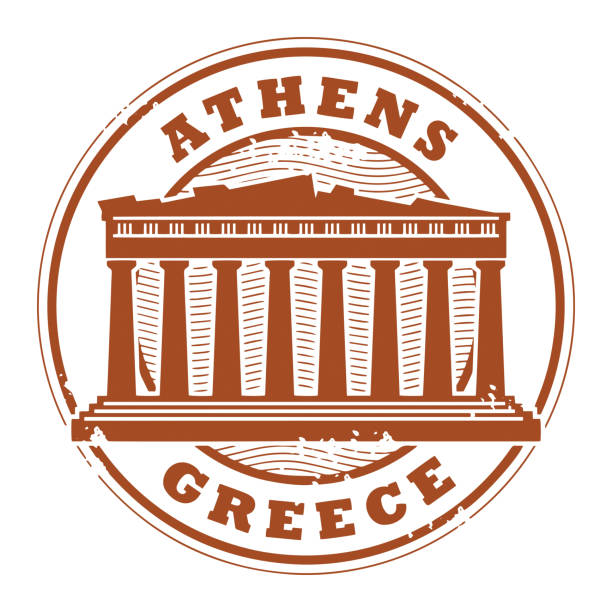 Best Athens Acropolis Illustrations, Royalty.